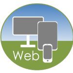 Rural Web B-Live Design Icon