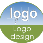 Rural Web B-Live Logo Design Icon